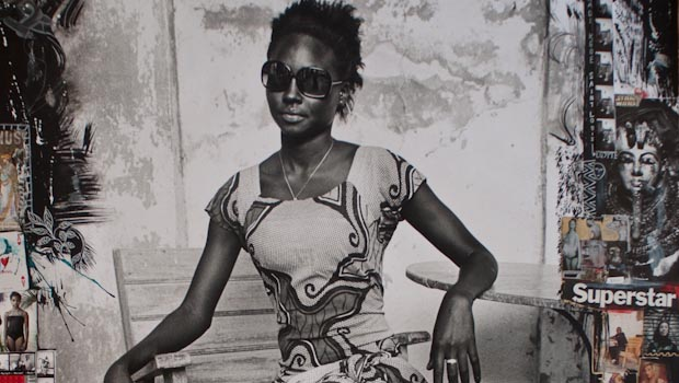 A touch of French Senegalese and Paris-Delphine Diaw Diallo