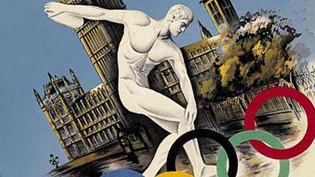 Olympic poster design through the ages