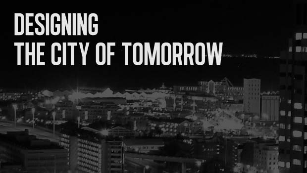 Designing the city of tomorrow