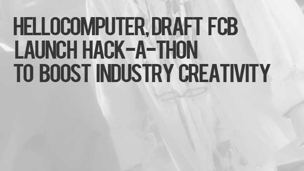 Hellocomputer, Draftfcb Launch Hack-a-Thon To Boost Industry Creativity