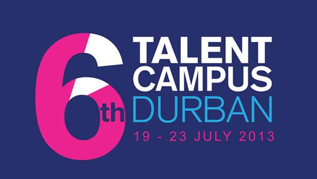 "Talent from around Africa for ""Talent Campus Durban"" at the Durban International Film Festival"