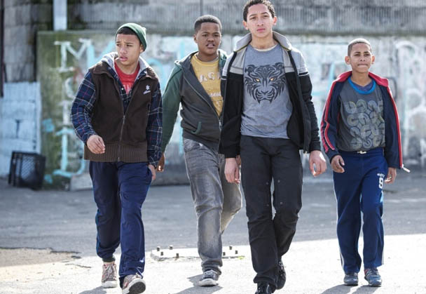"""SOUTH AFRICA SELECTS 'FOUR CORNERS"""" AS FOREIGN LANGUAGE OSCAR CONTENDER"""