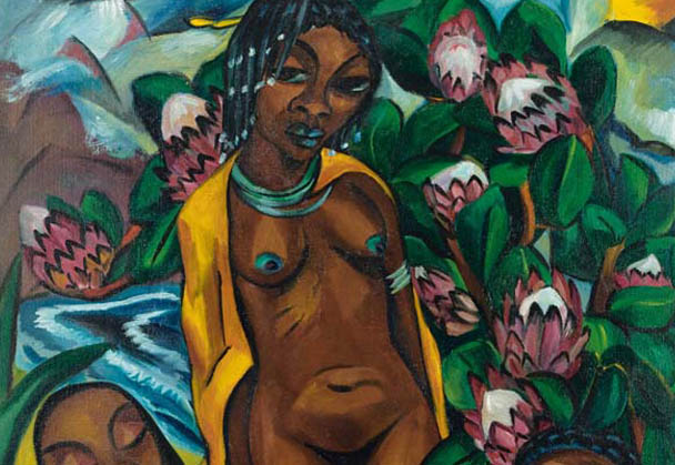 Sterns to Rock the Art Market
