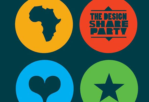 CELEBRATE CREATIVITY AT THE DESIGN SHARE PARTY