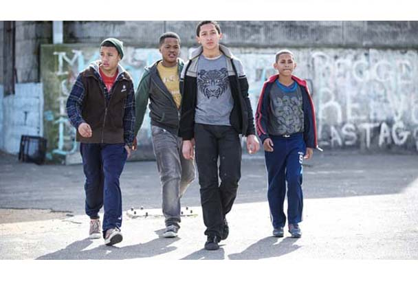 SA'S FOUR CORNERS NOMINATED BY INTERNATIONAL PRESS ACADEMY FOR BEST INTERNATIONAL FILM AWARD