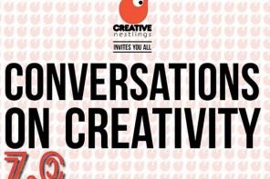Conversations On Creativity 7.0 Saturday 8 March 2014
