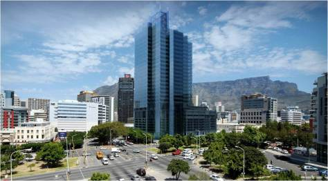 Is Portside Towers the Future of Cape Town's Architecture ?