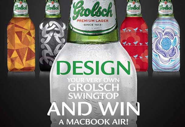 Grolsch Design Competition