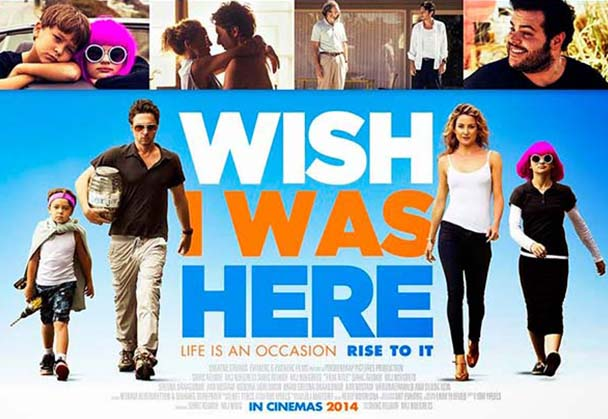 Movie Review – Wish I Was Here