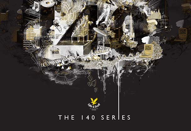 South Africa celebrates Lyle & Scott's 140th Anniversary with the launch of The 140 Series