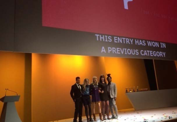 SHIFTING THE BRAND DESIGN CATEGORY AT THE LOERIES