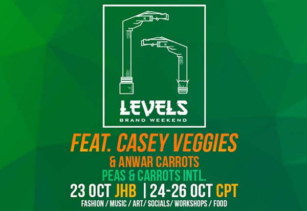 LEVELS BRAND WEEKEND 2014 IS HERE!