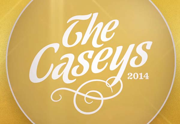 An award show celebrating the best in advertising case study videos-The Caseys