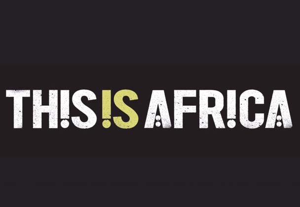 This is Africa. Not how they see it