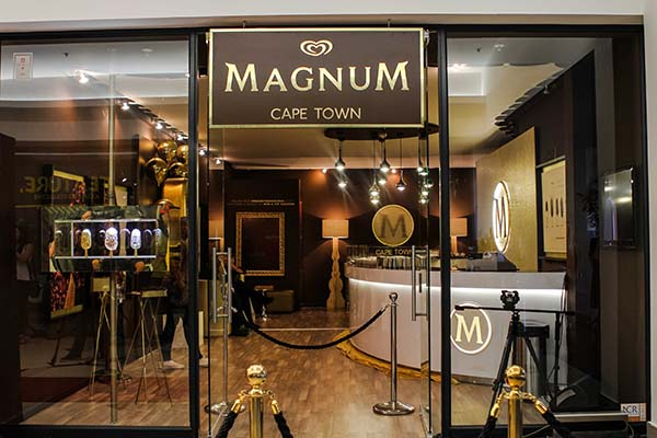 Magnum Pleasure Store opens in Cape Town with a bang