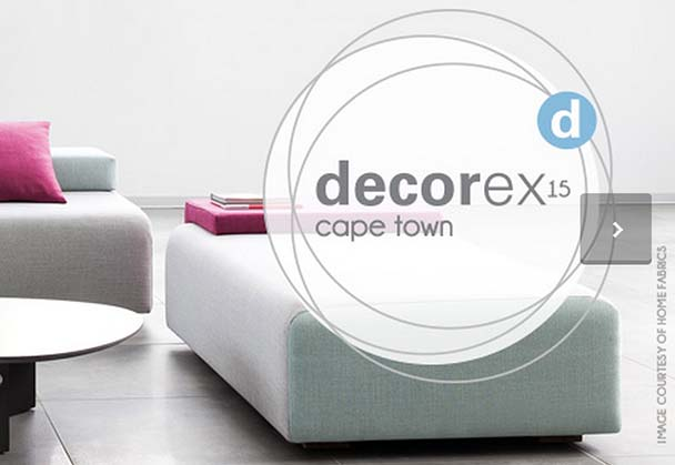 Decorex Cape Town promises to be a great day out