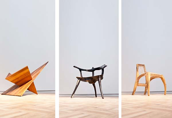 WOODWORK EXHIBITION AT SOUTHERN GUILD GALLERY