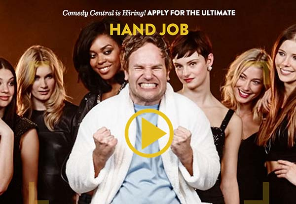 APPLY FOR THE ULTIMATE HAND JOB