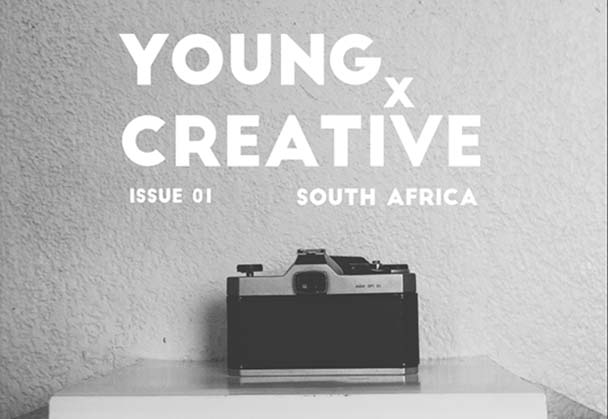 YOUNGxCREATIVE /// a celebration of young African creativity.