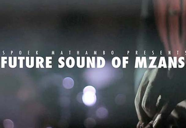Future Sound of Mzansi streaming worldwide