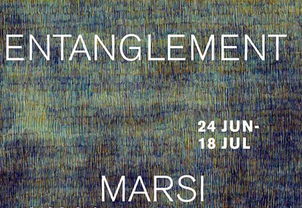 'Entanglement', a solo exhibition by Marsi van de Heuvel at SMITH
