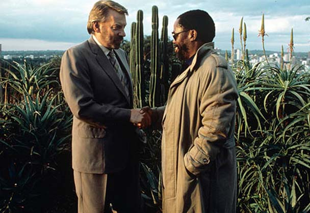 Restored Anti-apartheid Film, A Dry White Season, will Screen on Mandela Day 2015 for DIFF