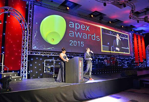 2015 APEX awards results celebrate effectiveness in advertising!