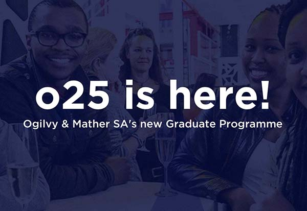 Ogilvy & Mather launches a new graduate programme
