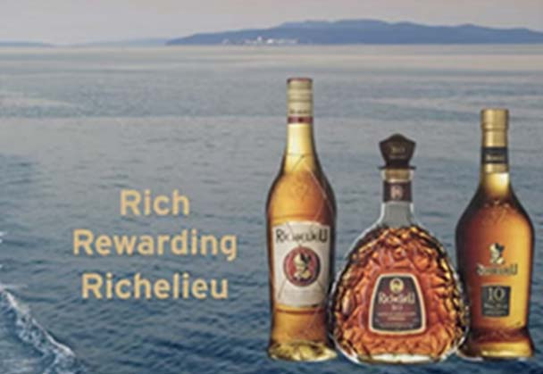 Richelieu's New TVC A European Epic