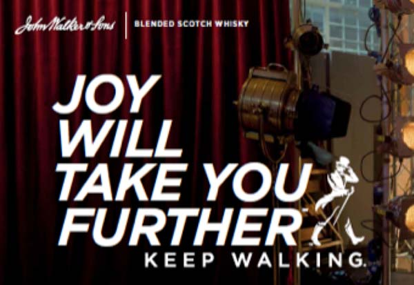 JOHNNIE WALKER® WELCOMES SA TO EXPLORE A FRESH LOOK ON PROGRESS #WalkwithJoy