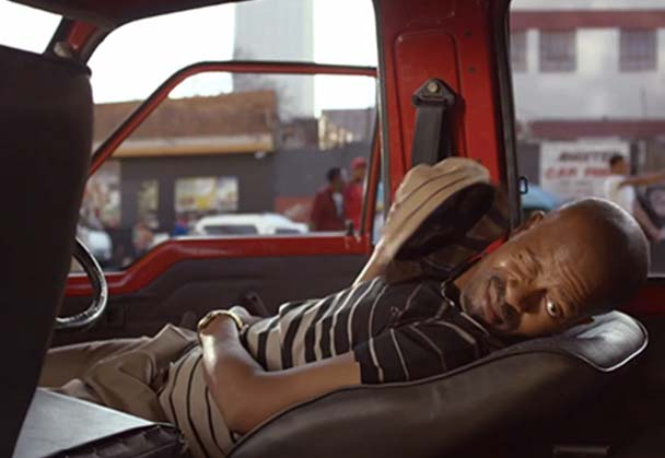 Thabang Moleya directes Cassper Nyovest in the New KFC Commercial