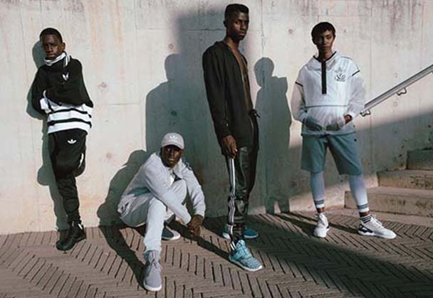 THE ADIDAS ORIGINALS TUBULAR MEETS THE STREETS OF JOHANNESBURG