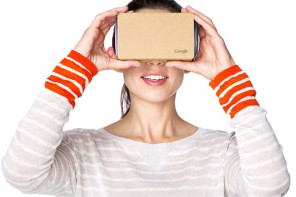 Google Cardboard –  Branded virtual reality in your pocket