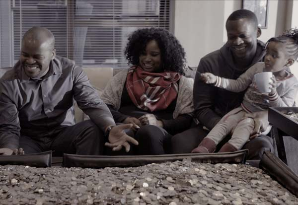 One Rand Family places at Creative Circle Ad of the Month