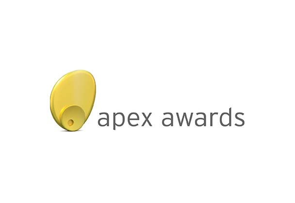 The 2016 APEX awards is now open for entries