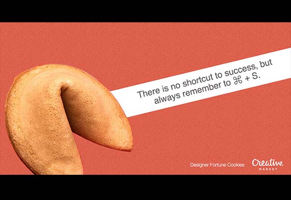 7 Hilarious Fortune Cookies  For Designers