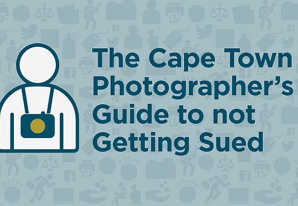 The Legalese Photographer's Guide to Not Getting Sued