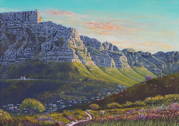 EK-002 - Table Mountain