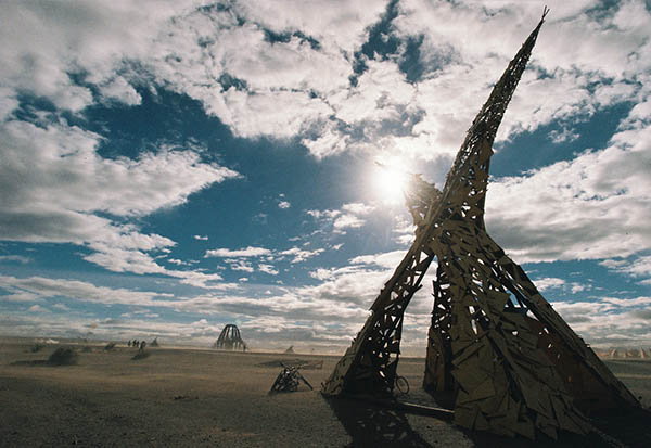 AfrikaBurn in its full glory by Steven Morrow #photography