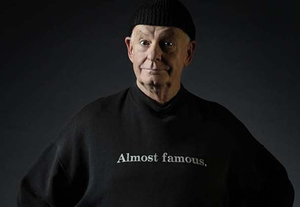 World Premiere of Nobody's Died Laughing  – A Journey with Pieter-Dirk Uys