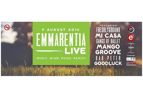 CELEBRATE NATIONAL WOMEN'S DAY AT EMMARENTIA LIVE THIS TUESDAY 9 AUGUST