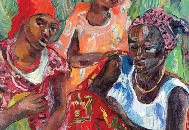 Red! the Gallery acknowledges South African women artists