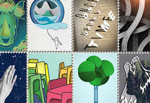 Stamps for Good. A little rectangle with a big purpose.