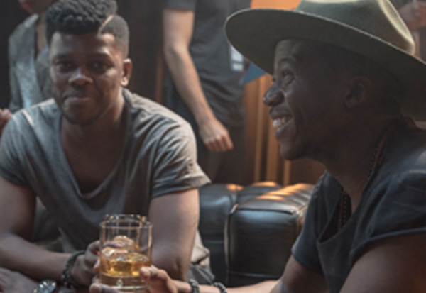BALLANTINE'S EXCITING NEW PARTNERSHIP WITH BLACK MOTION