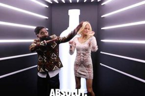 ABSOLUT Vodka Video Booth an Absolute Hit at MTV Africa Awards