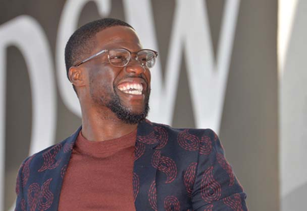 Local creatives work on Kevin Hart  Film and Documentary