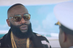 Sam Coleman Directs Rap Star Rick Ross In A New Commercial for Castle Lite and Ogilvy Cape Town