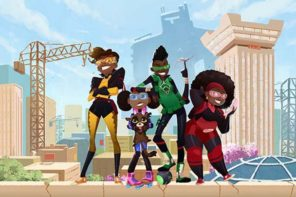 Triggerfish, CAKE partner on 'Mama K's Super 4' animated series