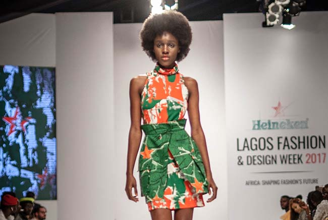 Heineken Unveils Its First Africa Inspired Fashion Collection Co Created With Talented African Designers At Lagos Fashion And Design Week Sa Creatives