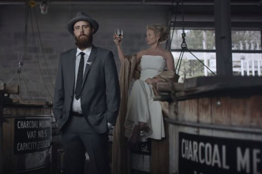 FROM DISTILLERY WORKERS TO THE SILVER SCREEN – JACK DANIEL'S PUT THEIR PEOPLE FRONT AND CENTRE IN NEW GENTLEMAN JACK TV ADVERT